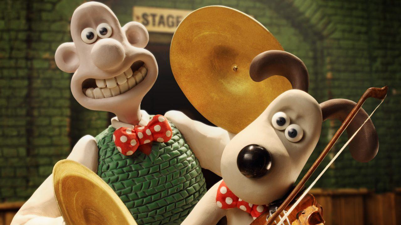 Wallace & Gromit protagonisti di un'avventura in realtà aumentata thumbnail