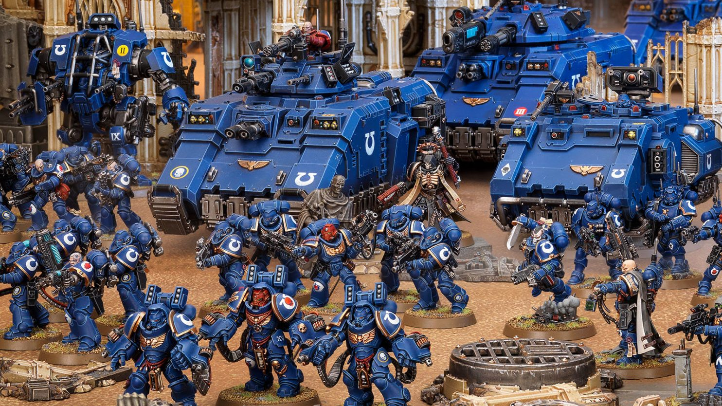 Warhammer 40.000, un trailer per la nuova edizione thumbnail