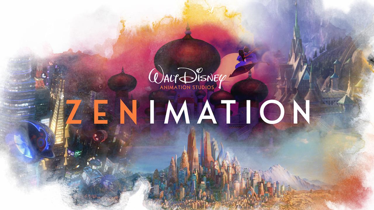 Su Disney+ debutta la serie Zenimation thumbnail