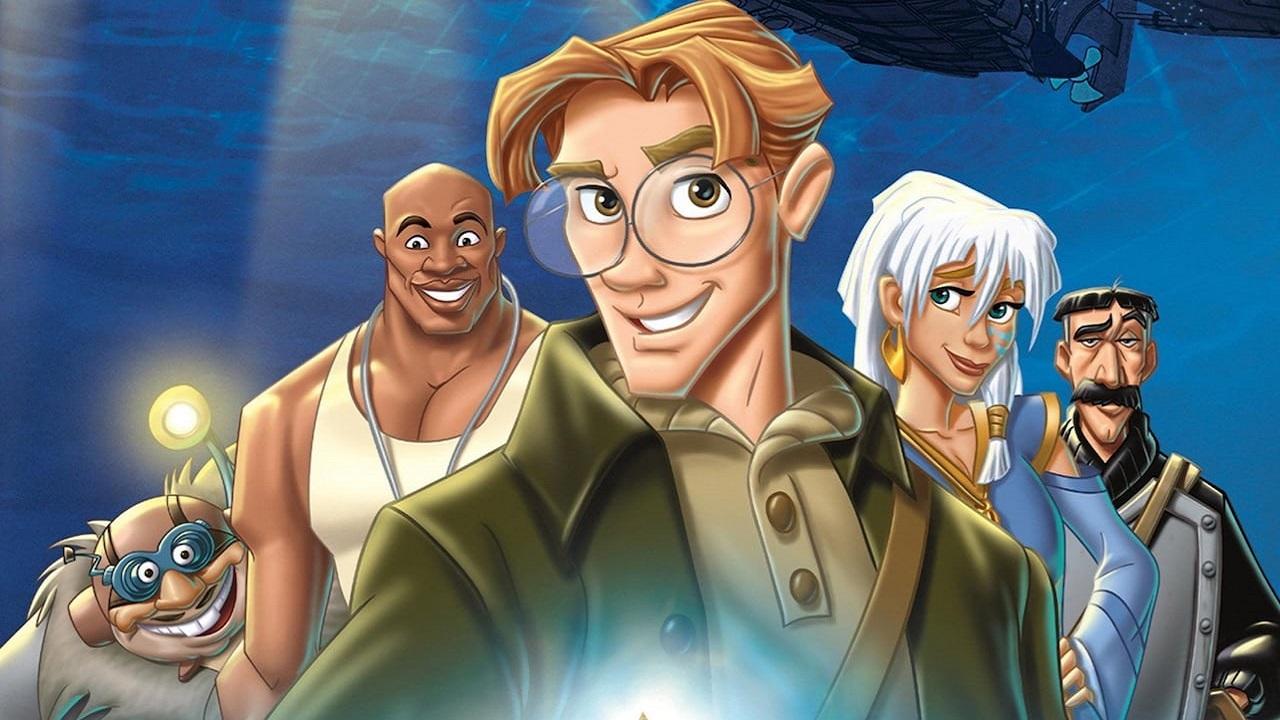 Atlantis: svelati i piani del sequel mai realizzato thumbnail