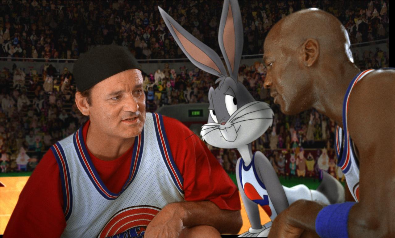 Bill Murray ricorda le partite di Michael Jordan durante Space Jam thumbnail