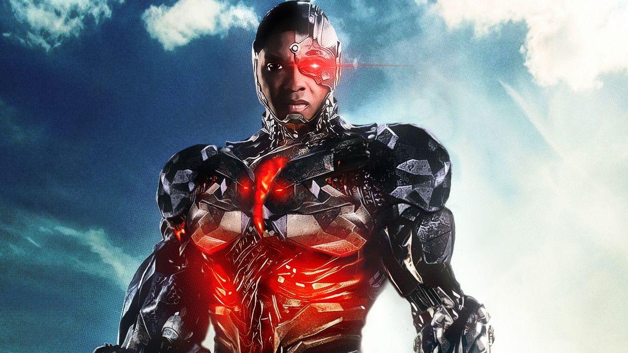 Cyborg potrebbe comparire nel film di Flash diretto da Muschietti thumbnail