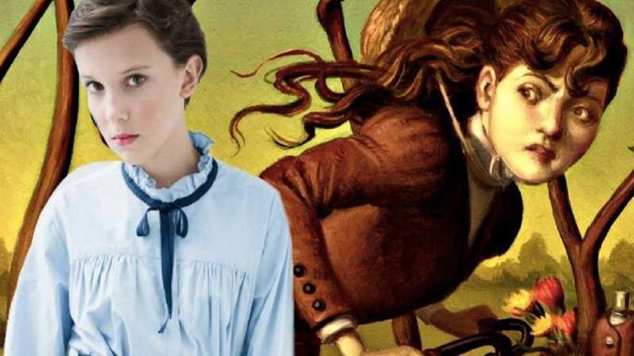Enola Holmes: prime immagini del film Netflix thumbnail