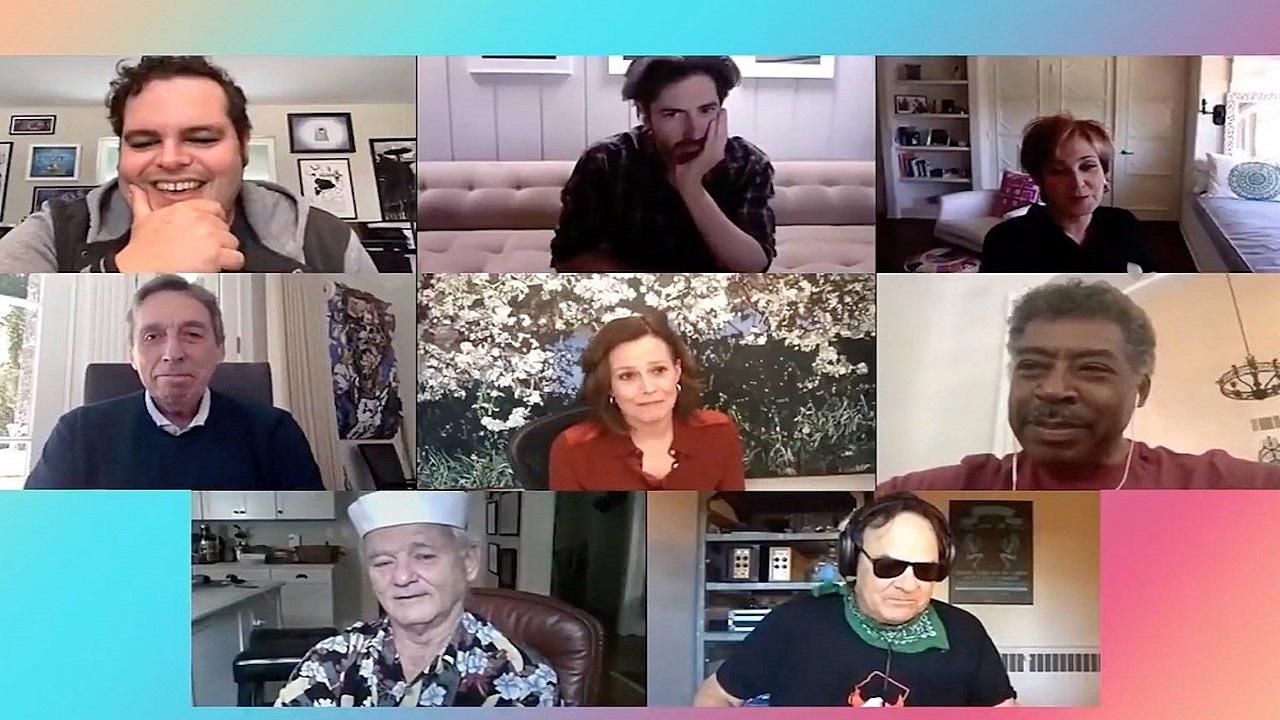 Ghostbusters: ecco il video della reunion organizzata da Josh Gad thumbnail