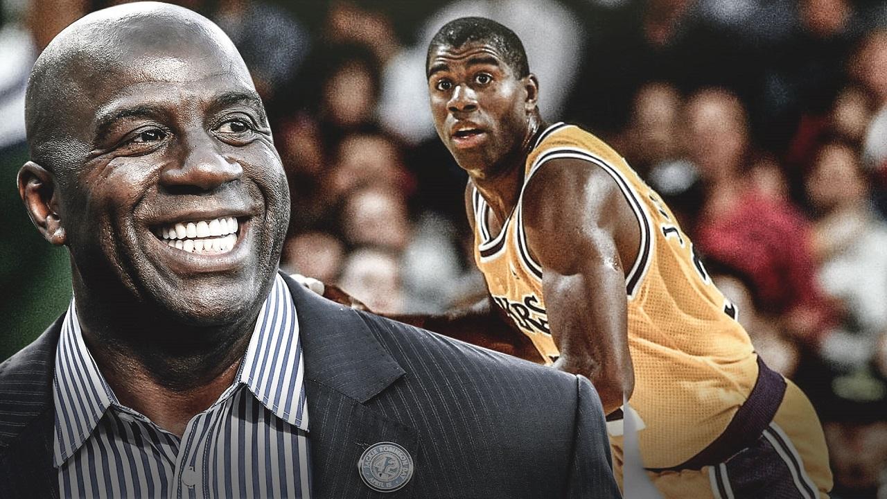 Magic Johnson: in arrivo un documentario sull'ex stella NBA thumbnail