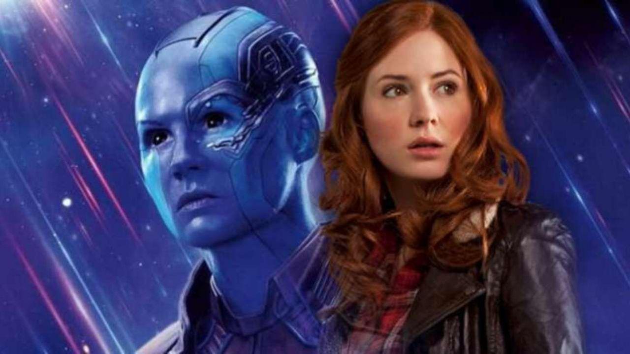 Quale futuro per Nebula? Parla Karen Gillan thumbnail