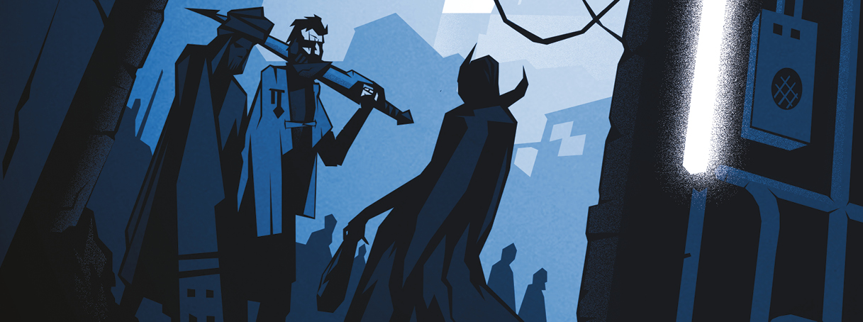 Spire, La città deve cadere: la recensione del gioco di ruolo fantasy punk thumbnail