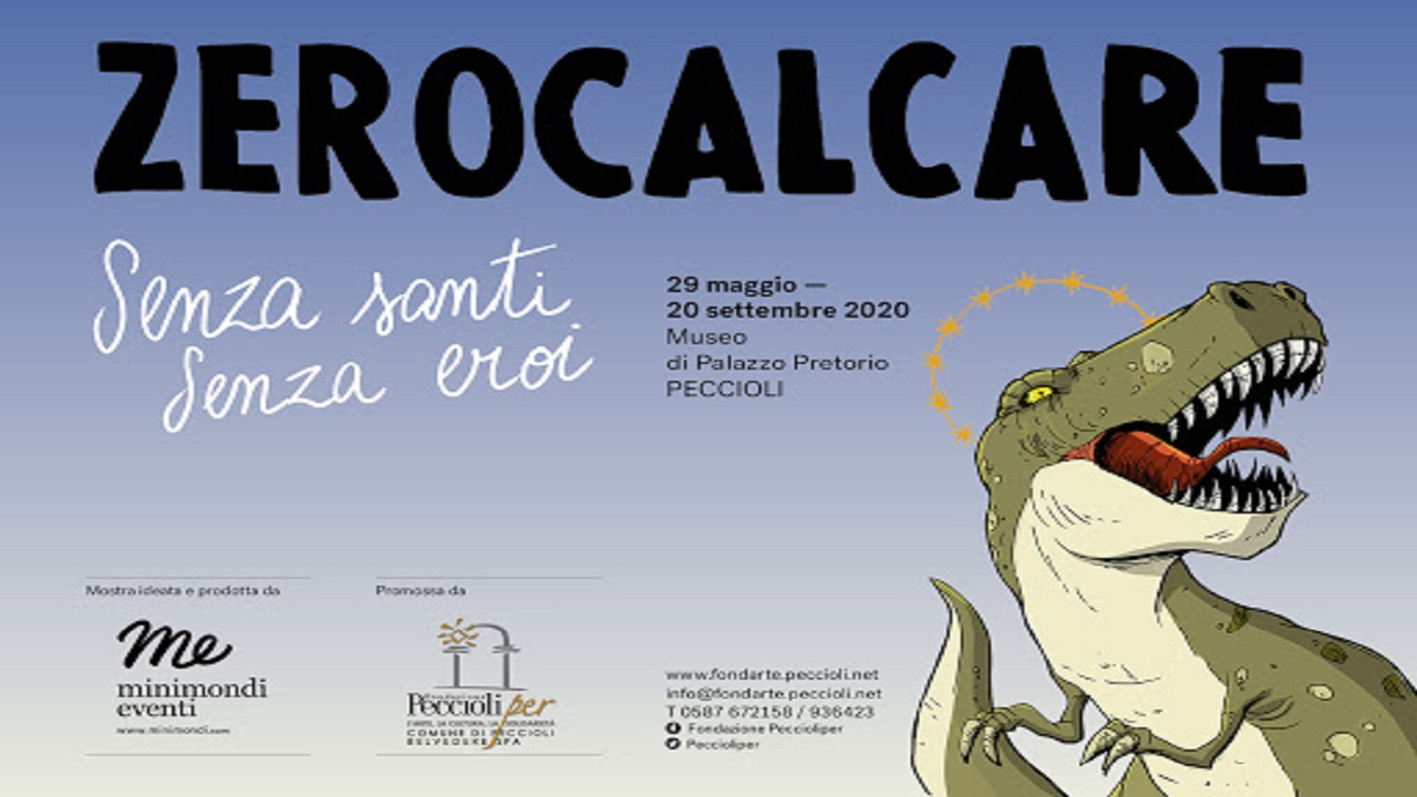Zerocalcare: in Toscana una nuova mostra ufficiale thumbnail