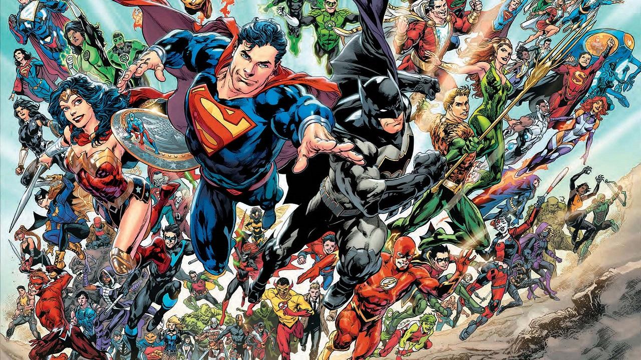 La storia editoriale di DC Comics in Italia thumbnail