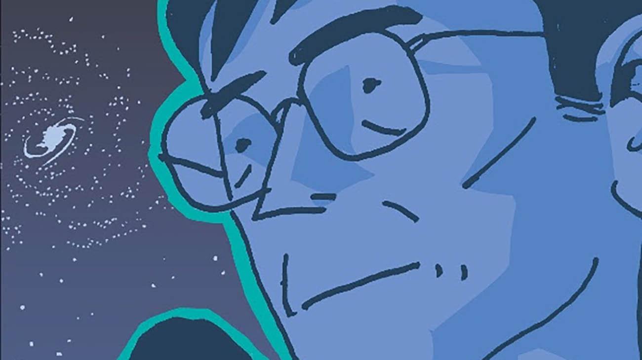 BAO Publishing lancia una biografia a fumetti di Stephen Hawking thumbnail