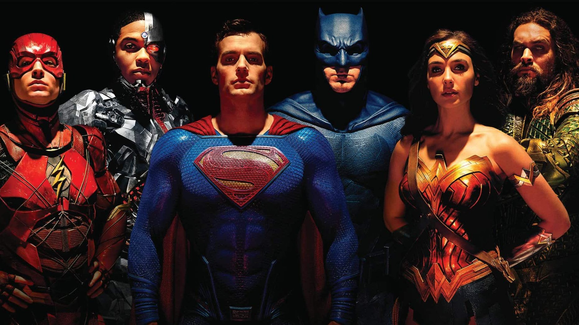 Snyder Cut: rilasciato un nuovo teaser prima del trailer thumbnail