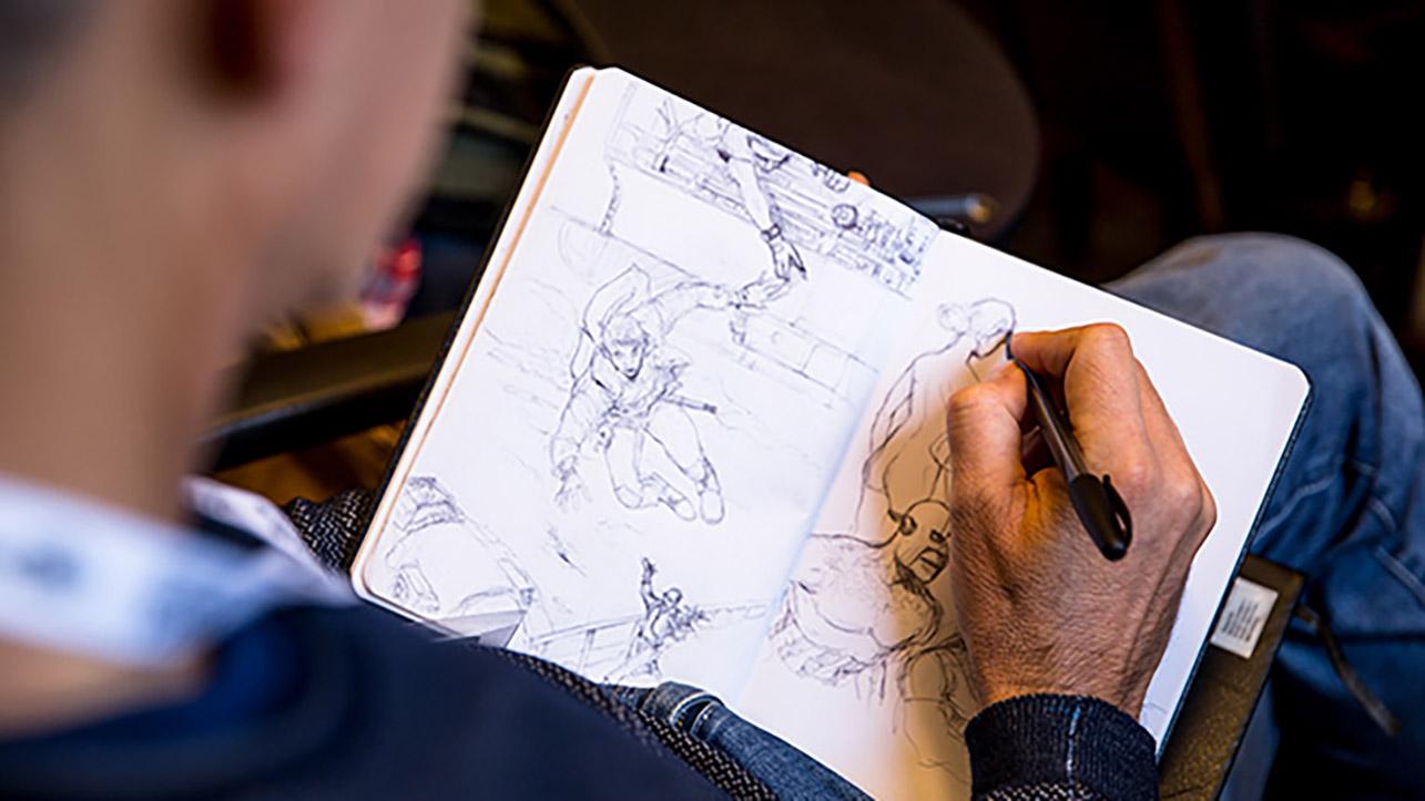 Lucca chiama i giovani fumettisti all'appello thumbnail