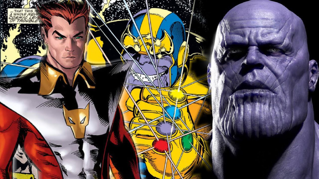 Il fratello di Thanos arriverà nell'MCU? Varie ipotesi su Starfox thumbnail