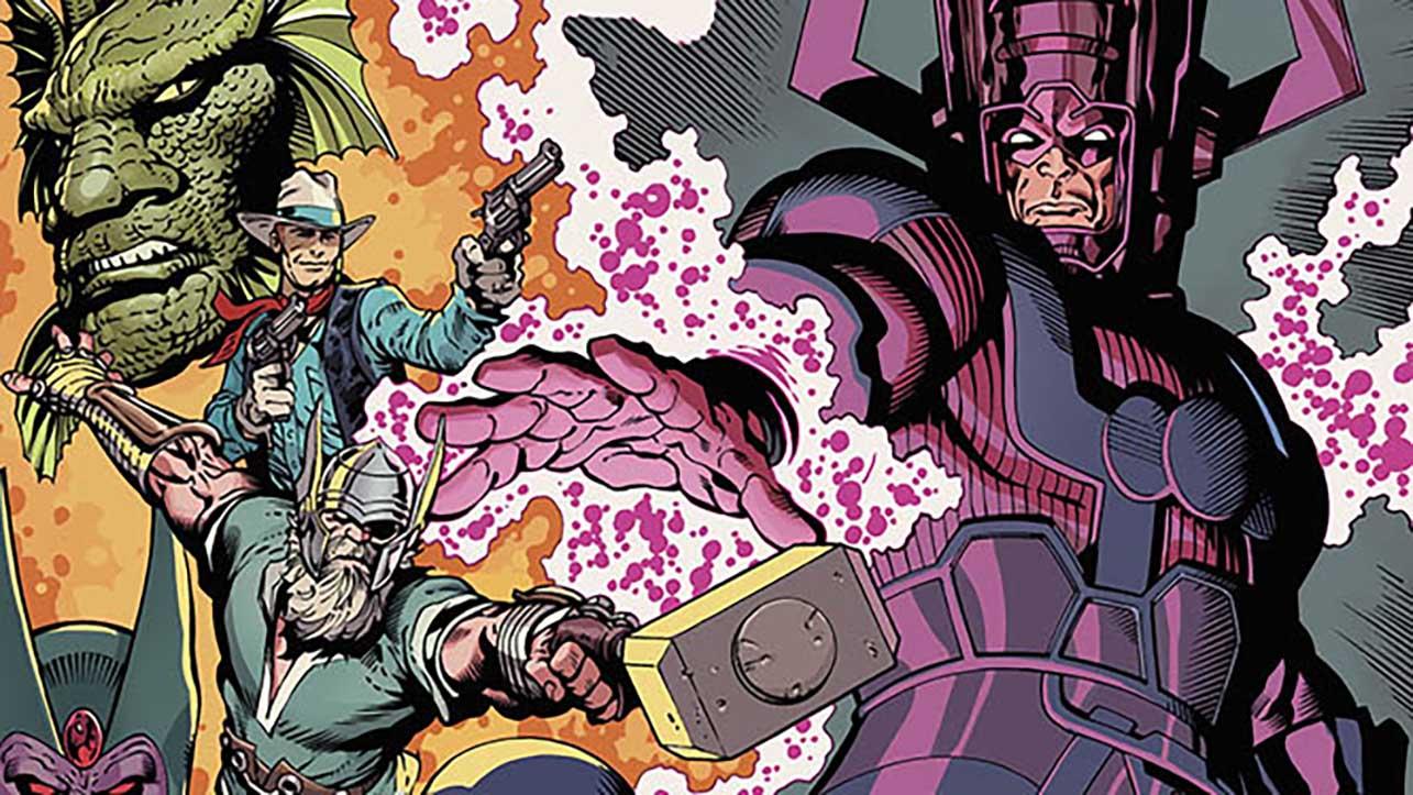 Due volumi per scoprire la storia della Marvel thumbnail