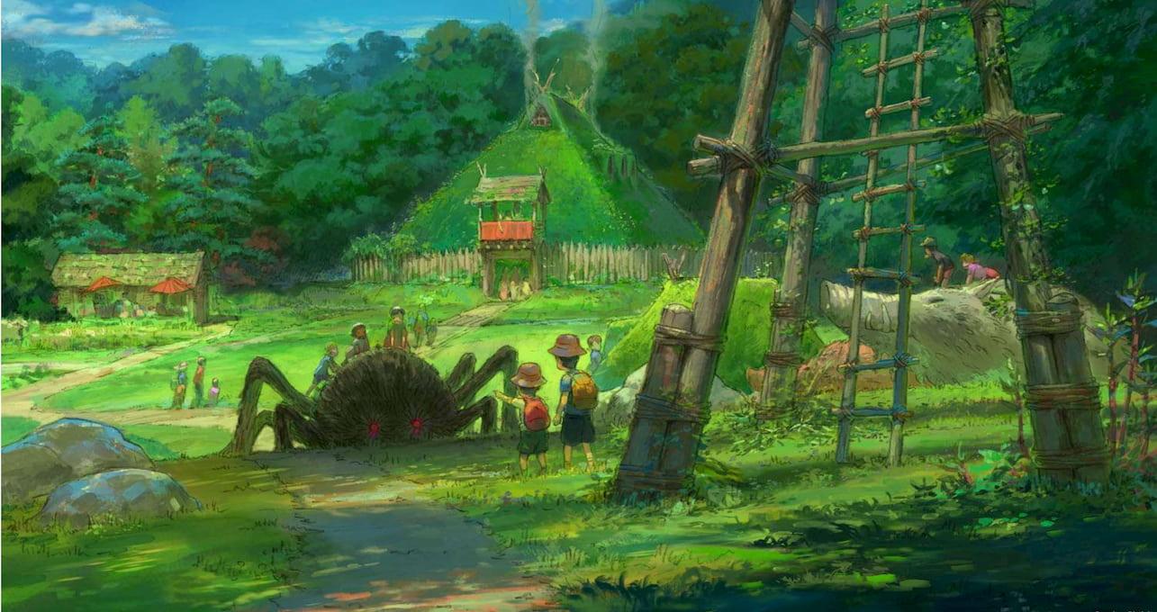 Il parco dello Studio Ghibli sta arrivando thumbnail