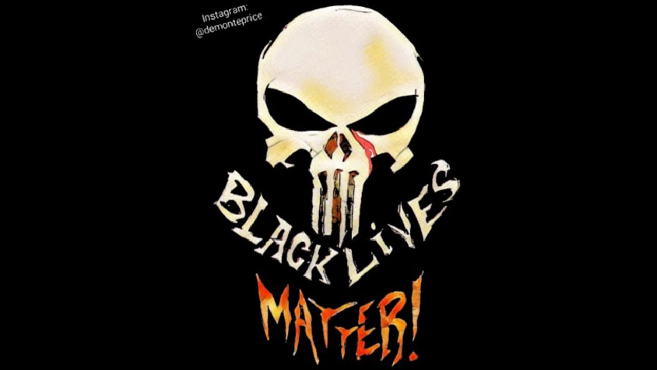 Svelata la campagna del creatore di The Punisher per Black Lives Matter thumbnail