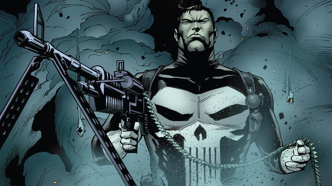 Il creatore di The Punisher vuole riprendersi il suo logo thumbnail