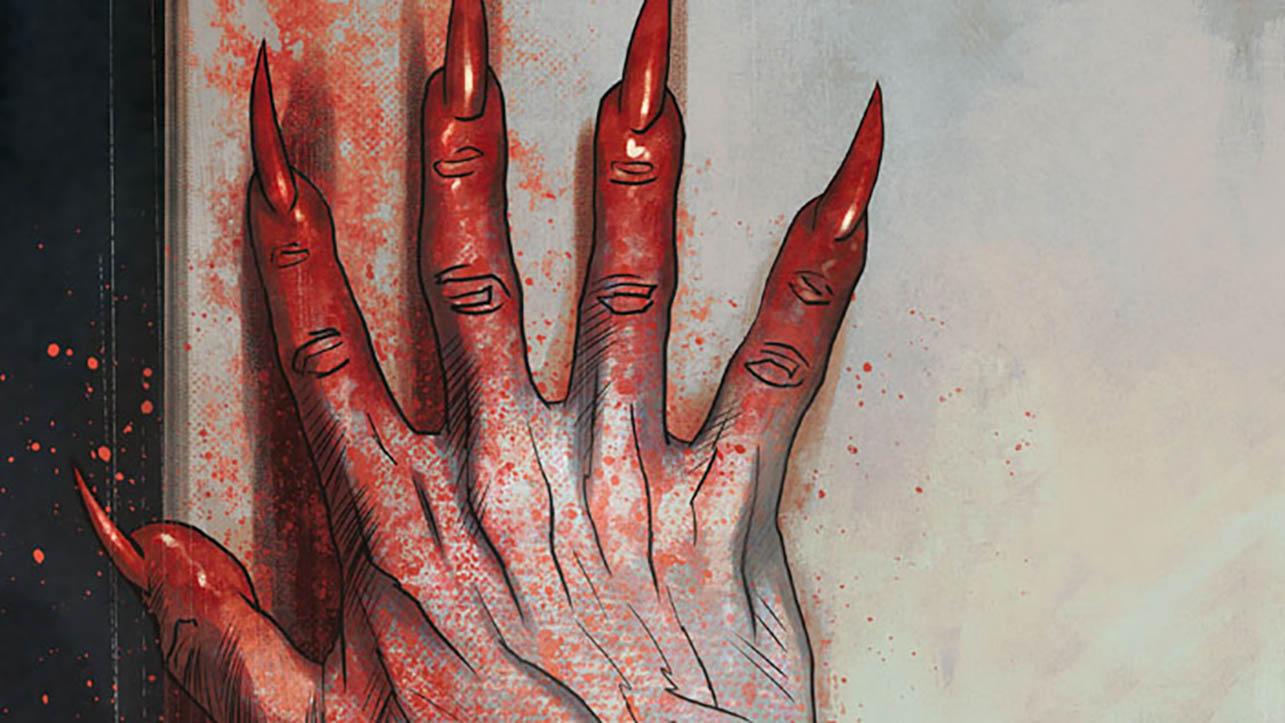 Charlie Adlard disegna il mondo dei vampiri newyorchesi thumbnail