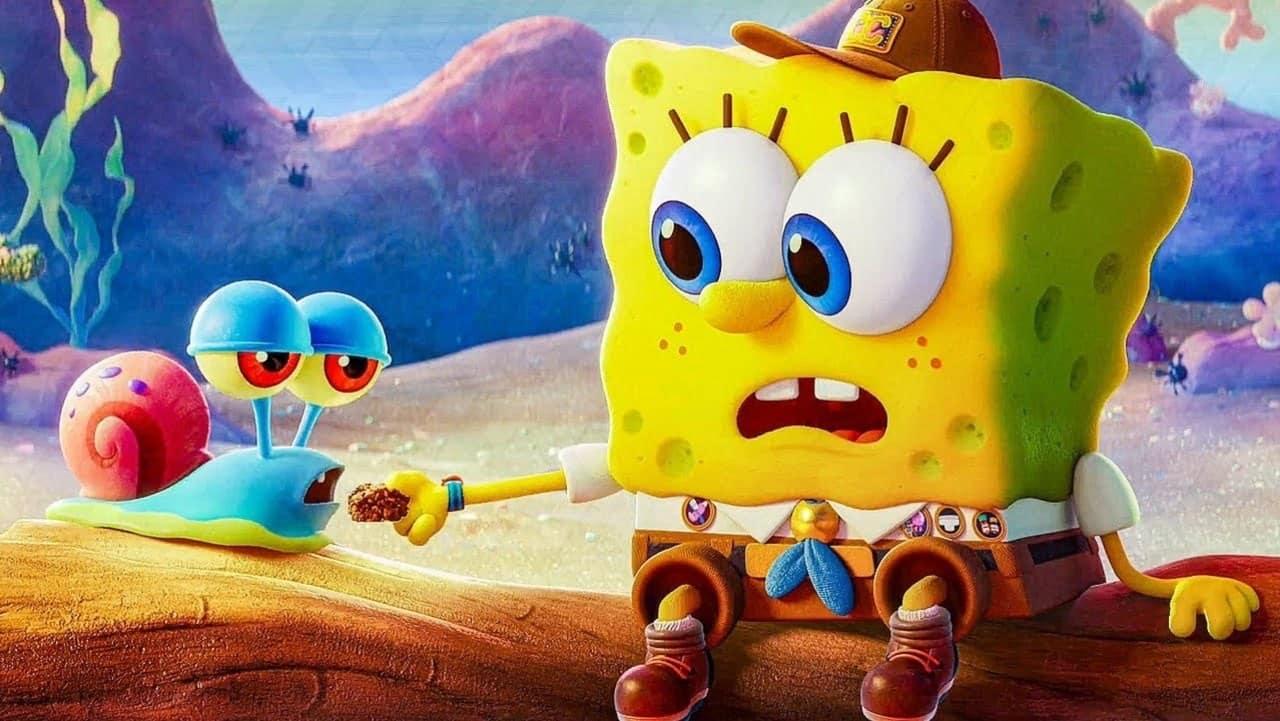 Netflix distribuirà il film di SpongeBob thumbnail
