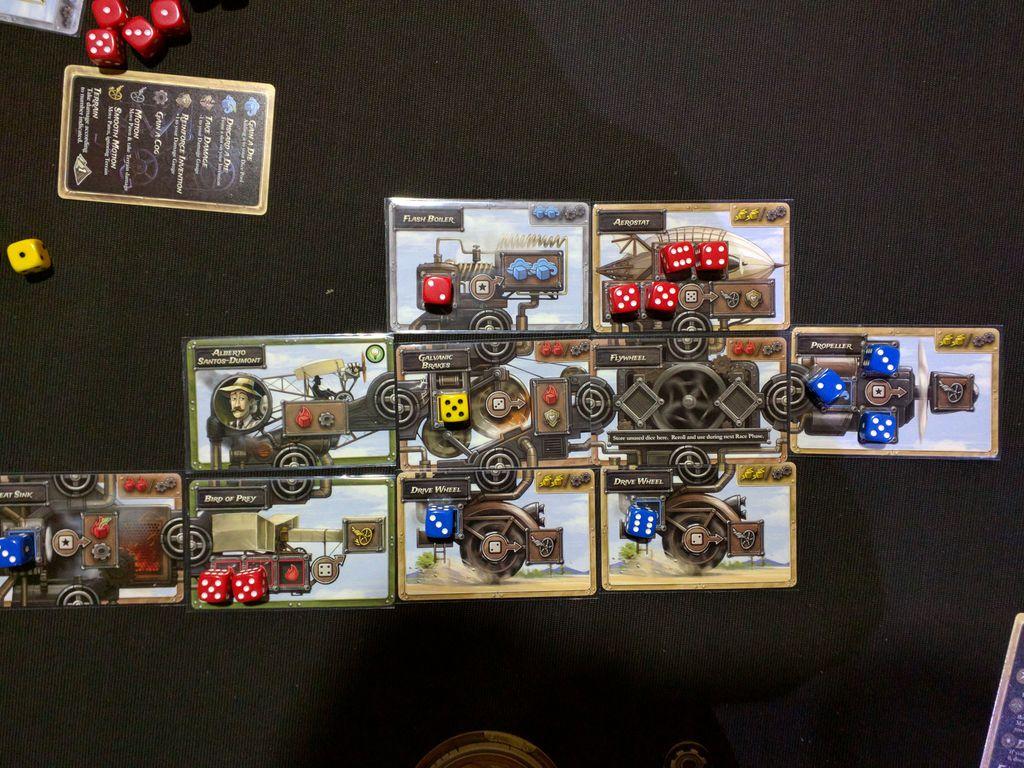 Giochi da tavolo steampunk