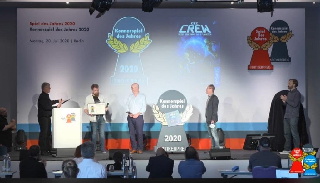 Kennerspiel des Jahres: annunciato il vincitore del 2020! thumbnail