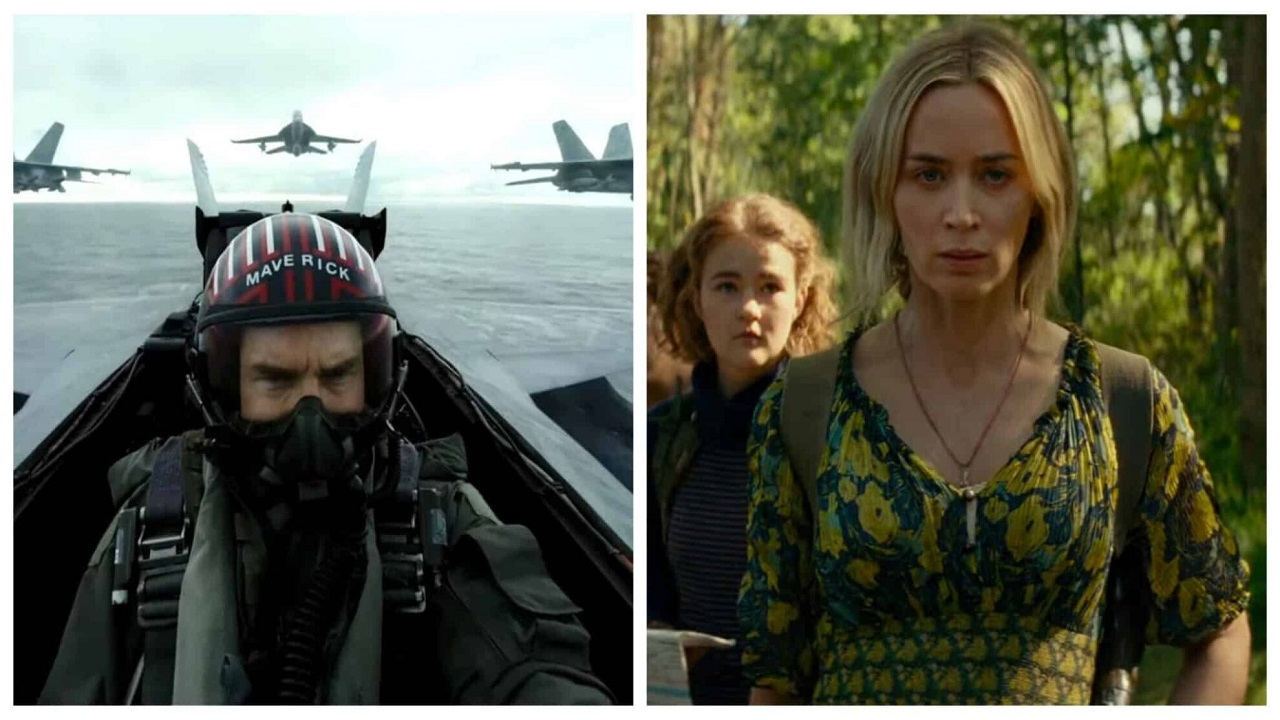 A Quiet Place 2 e Top Gun Maverick passano al 2021 thumbnail