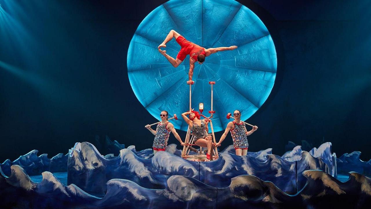 Bancarotta per il Cirque du Soleil a causa del coronavirus thumbnail