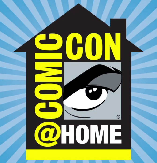comic-con home san diego 2020