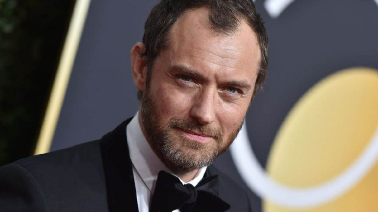 Jude Law sarà Capitan Uncino in live-action? thumbnail