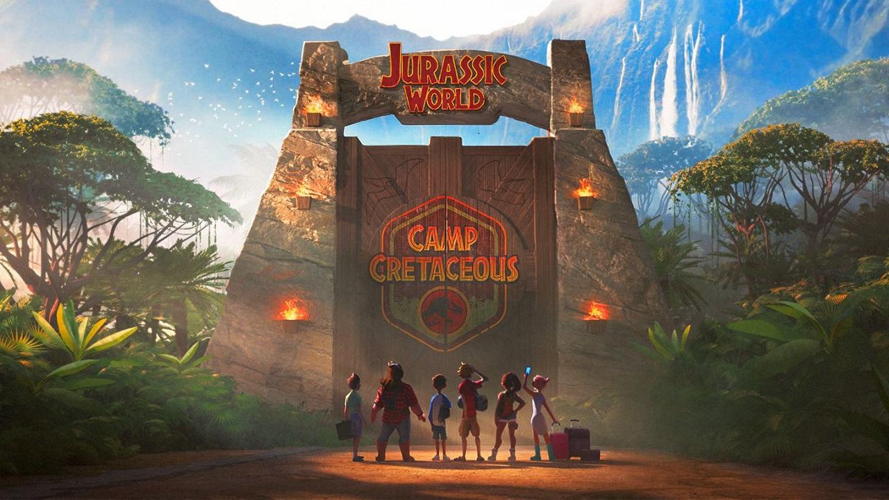 Jurassic World, il teaser di Camp Cretaceous per Netflix thumbnail
