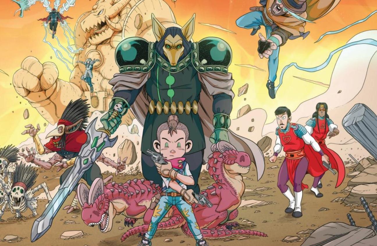 Kids with Guns: pistole, dinosauri e stregoneria! thumbnail