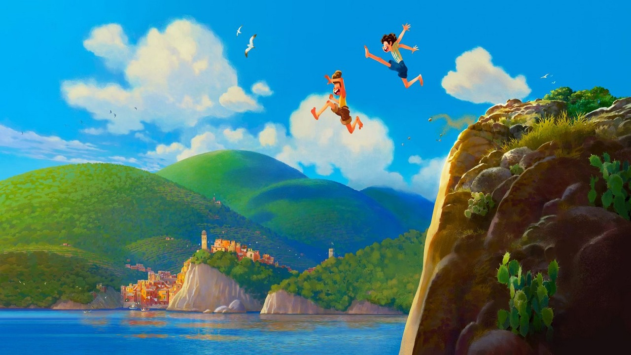 Luca, arriva il primo poster, in attesa del trailer di oggi thumbnail