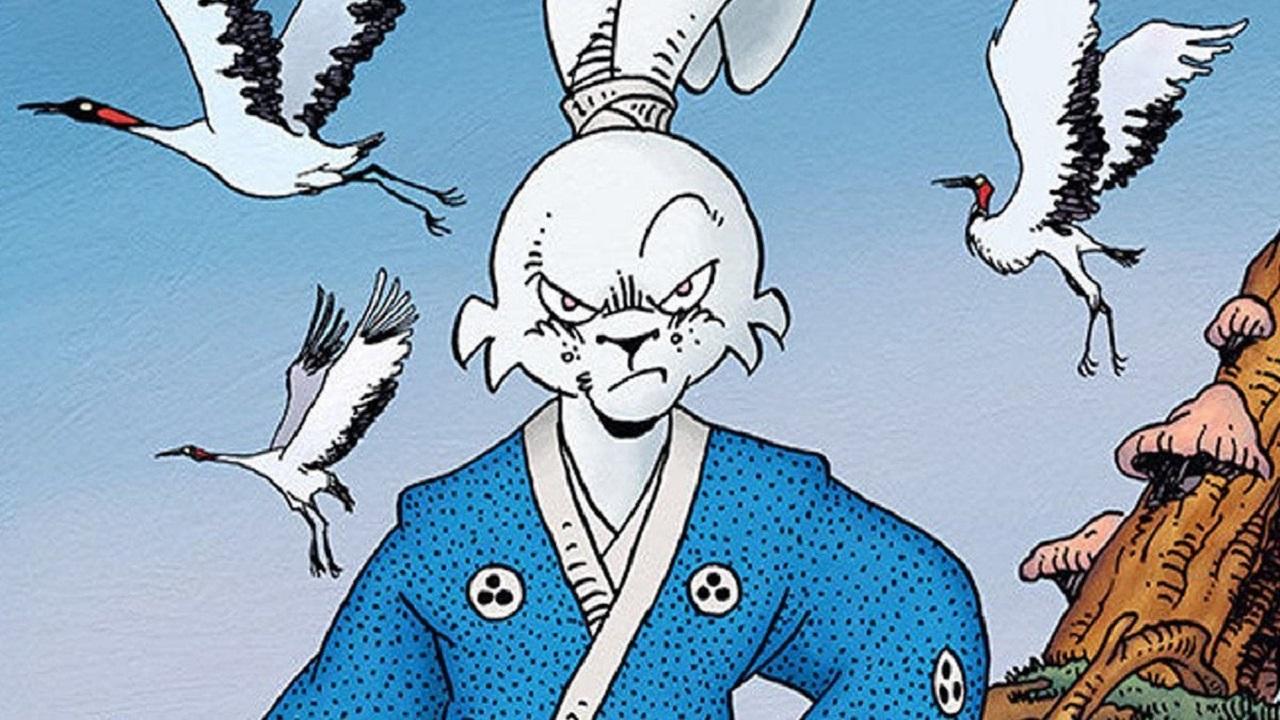 Netflix produrrà la serie su Usagi Yojimbo thumbnail