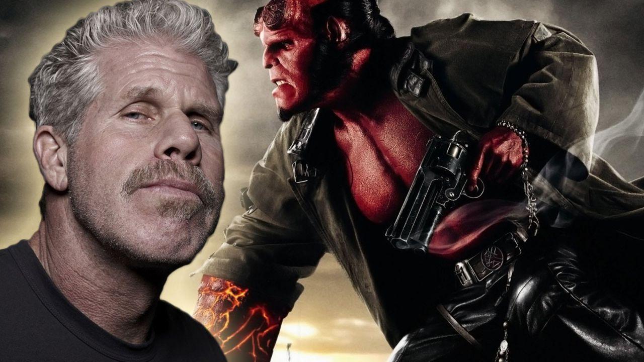 Ron Perlman non ha visto il nuovo Hellboy thumbnail