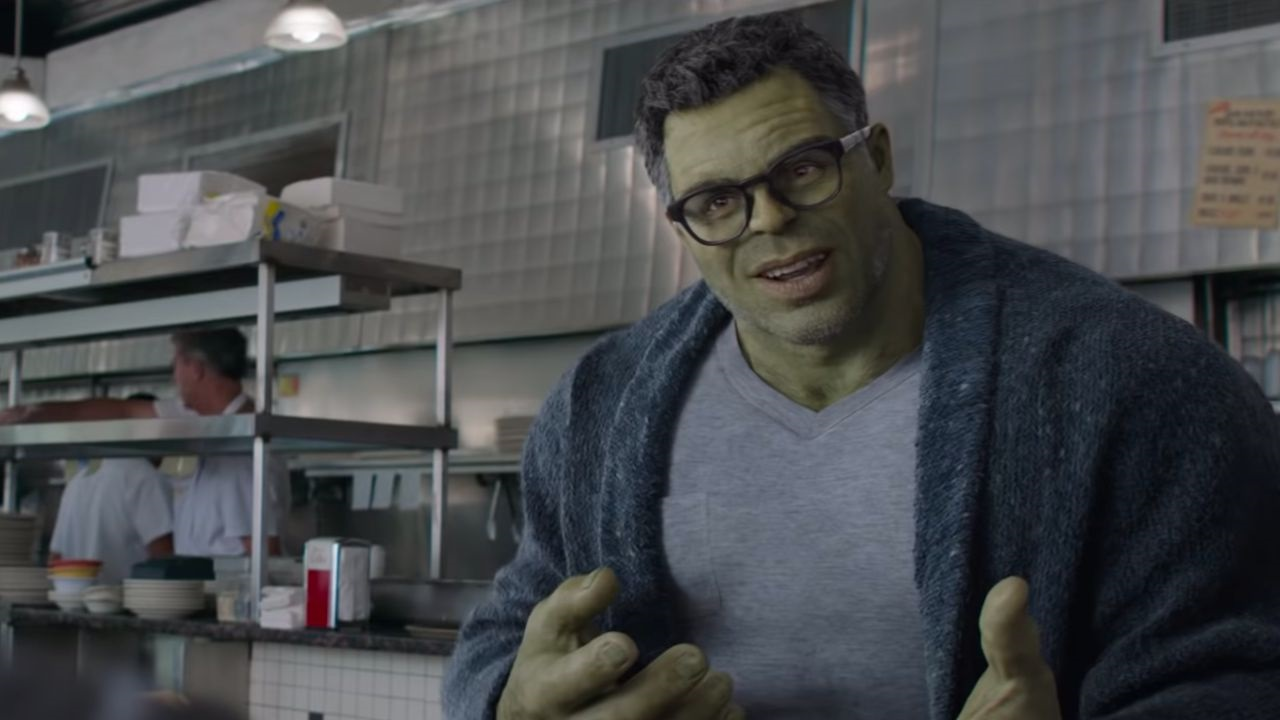 Svelata l'apparizione di Smart Hulk in Avengers: Infinity War thumbnail