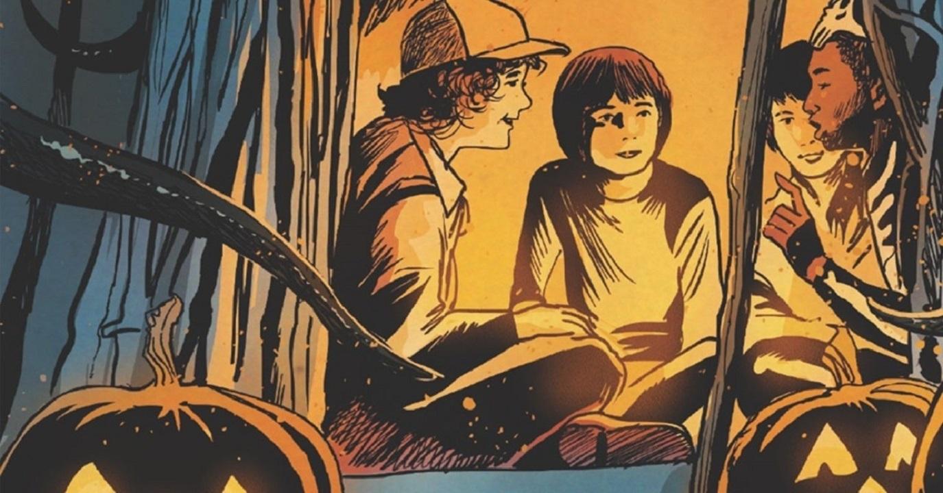 Stranger Things fumetti: pronto uno speciale di Halloween thumbnail