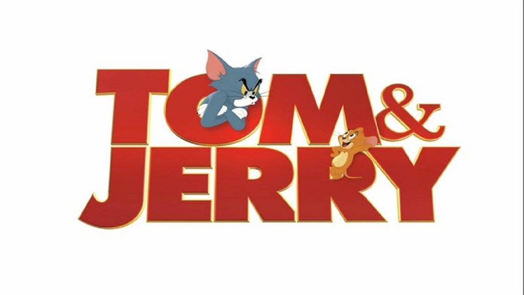 Tom and Jerry Live Action Movie Logo