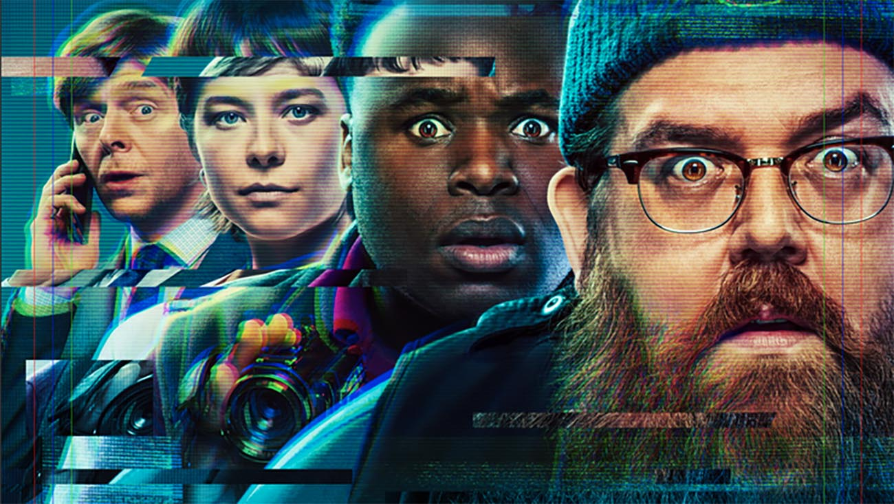 Simon Pegg e Nick Frost tornano in Truth Seekers thumbnail