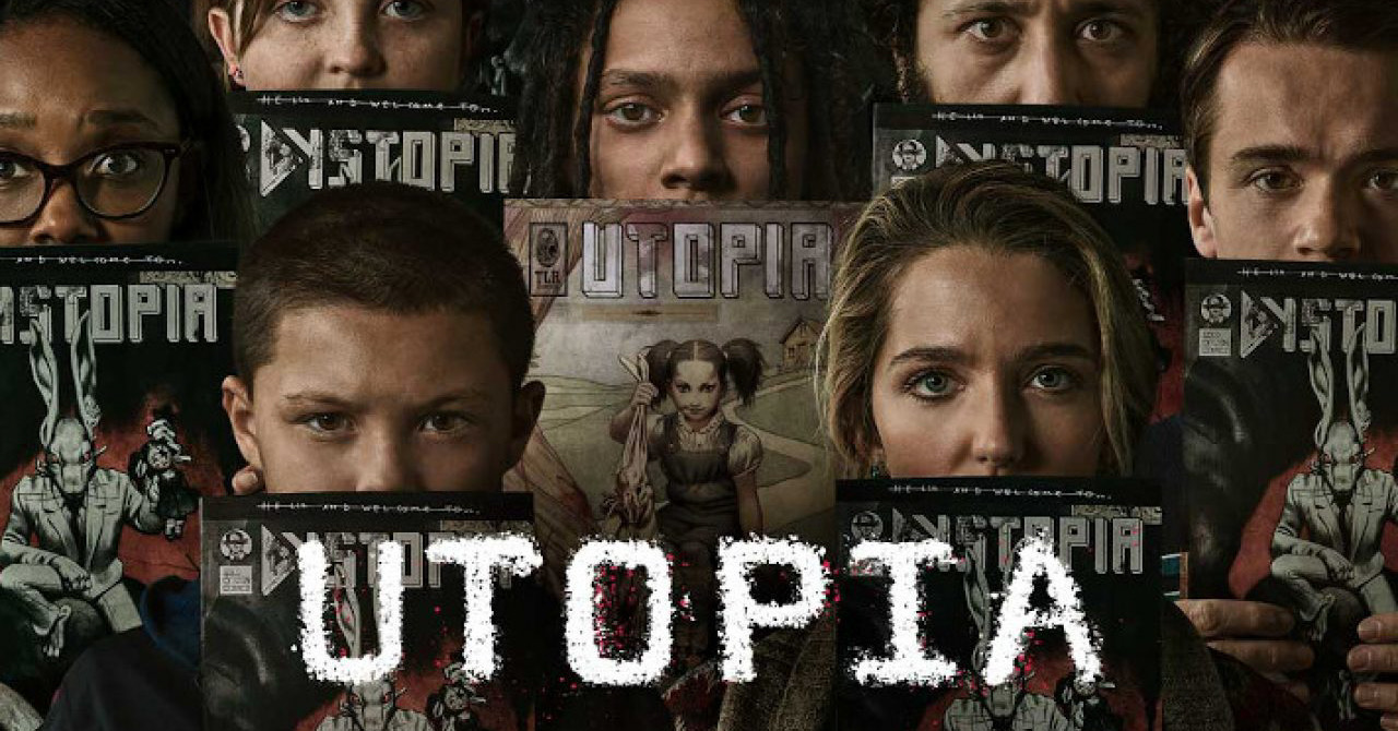 Utopia: la nuova serie di Amazon Prime video si mostra nel primo trailer thumbnail