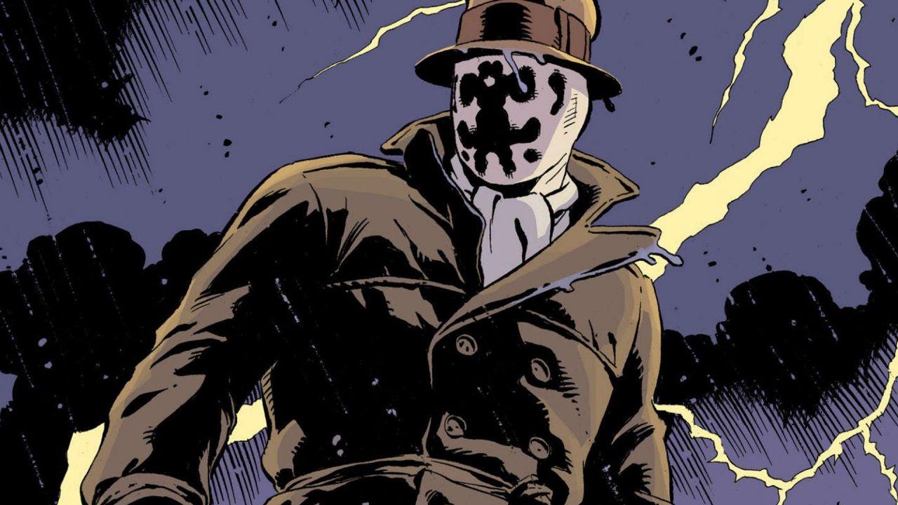 Nuova serie a fumetti per Rorschach di Watchmen thumbnail