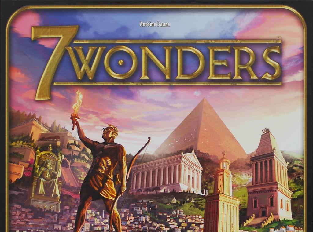 Nuova edizione di 7 Wonders thumbnail