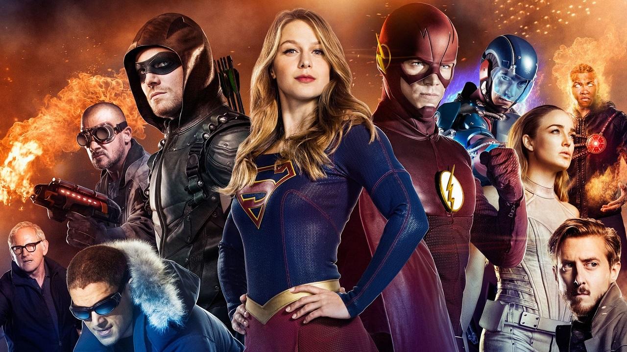 Gli eroi dell'Arrowverse indossano le mascherine nella nuova campagna thumbnail