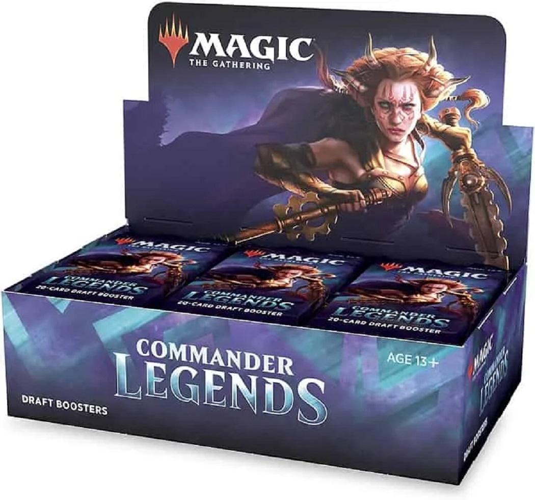 In arrivo Commander Legends thumbnail