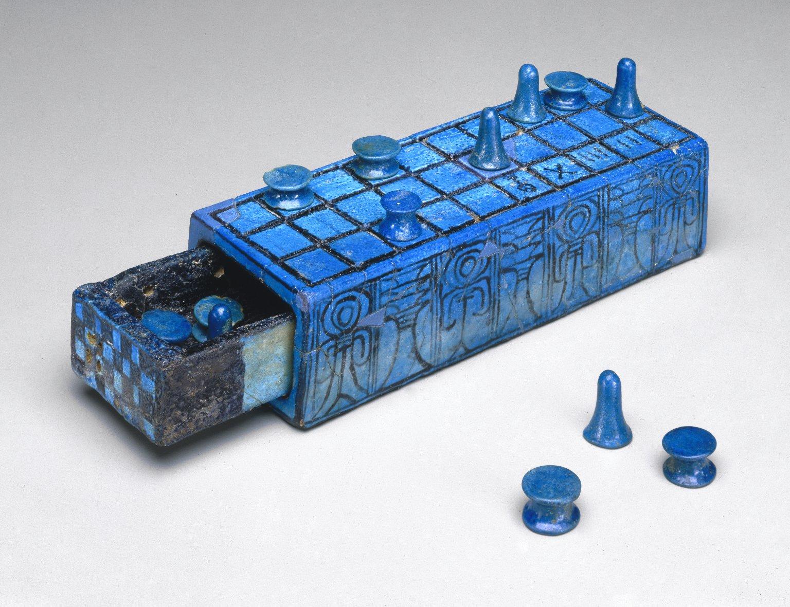 I giochi da tavolo dell'antichità thumbnail