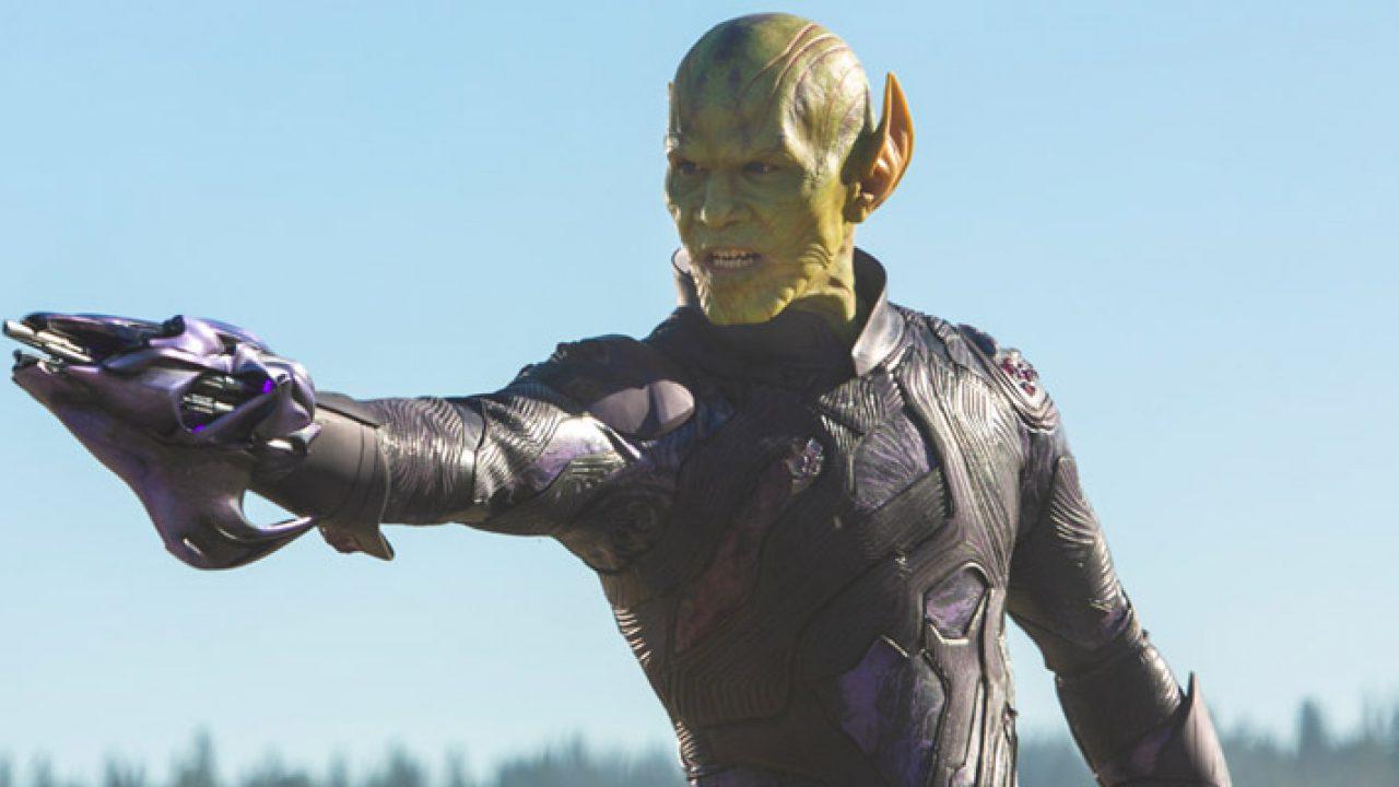 Captain Marvel: nel primo script Talos doveva morire thumbnail