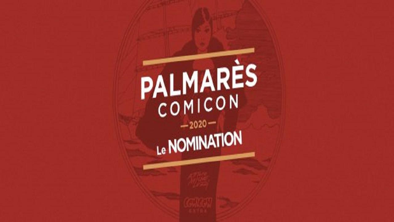 Comicon 2020: annunciati i candidati ai premi thumbnail