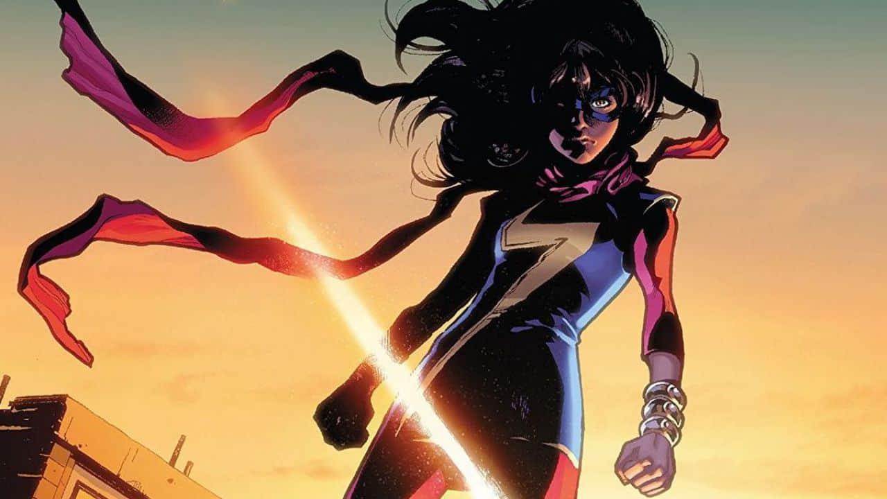Ms. Marvel: svelati nuovi personaggi pronti ad entrare nella serie? thumbnail