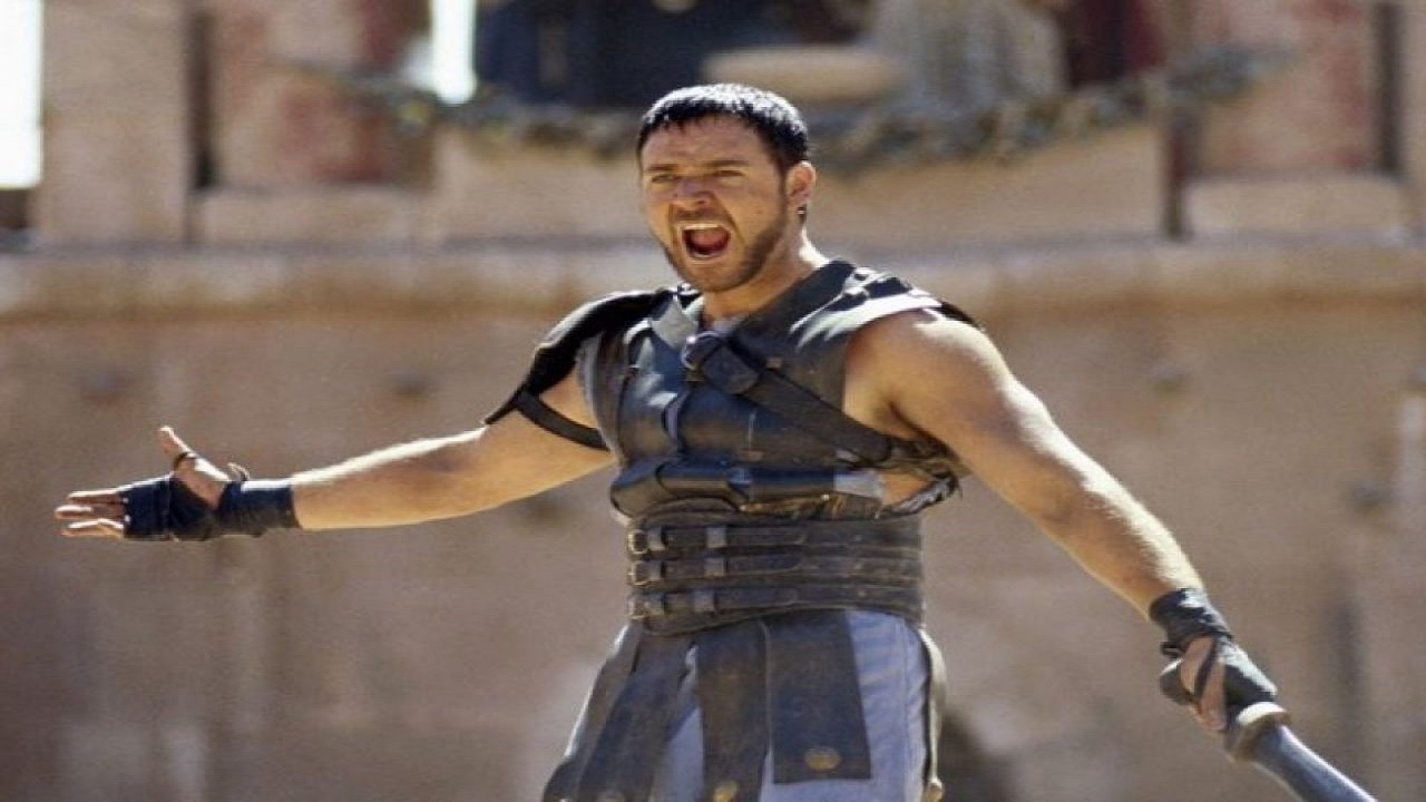 Russell Crowe torna a parlare de Il Gladiatore 2 thumbnail