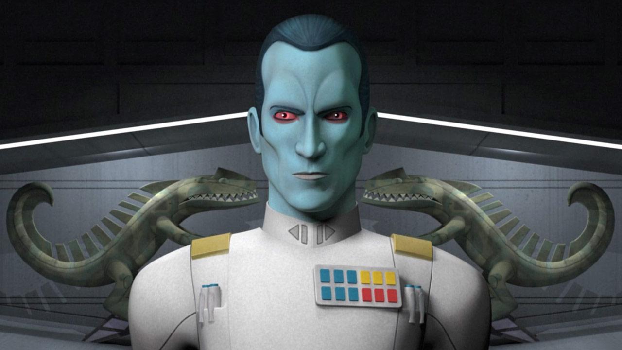 Thrawn arriverà in live-action in un prossimo progetto di Star Wars? thumbnail
