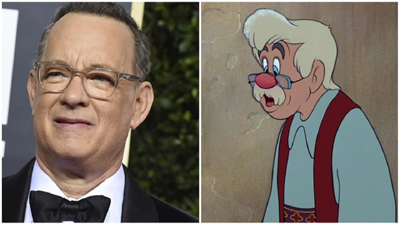 Tom Hanks in lizza come Geppetto per il Pinocchio di Zemeckis thumbnail
